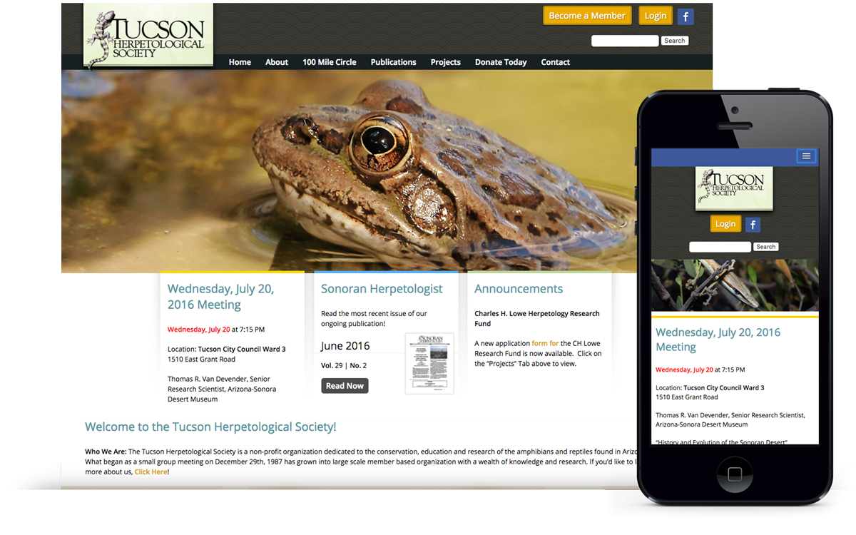 Tucson Herpetological Society